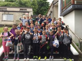 P6 Trip to Greenhill