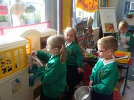 P2 Food and Healthy Eating topic