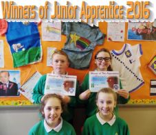 Junior Apprentice Primary 7