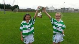 Katie and Neva Win an All Ireland!