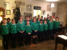 Carol Singing at Castleward