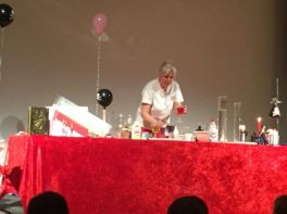 Science show at the Ulster Museum
