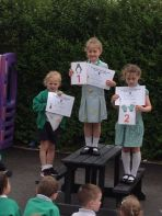 Foundation Stage Sports Day Awards