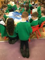 Primary 4 Read to the Primary 1's