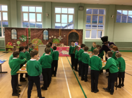 P5 Chocolate Factory Visit