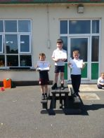 P1 and P2 Sports Day Awards